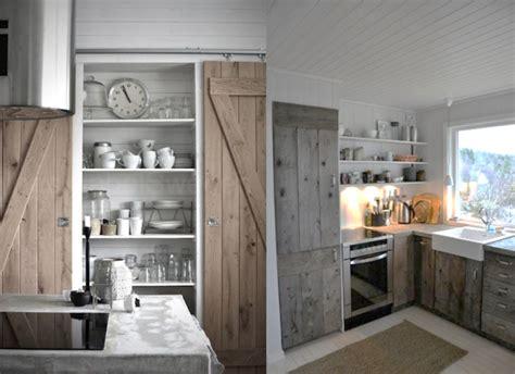 Patine Cuisine Liberon 15 Inspirations Pour Recycler Une Porte Ancienne Joli Place
