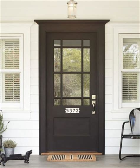 mock two panel top 27 best front door paint color ideas home stories a to z