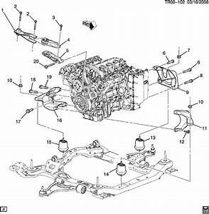 Gmc Acadia Parts Diagrams