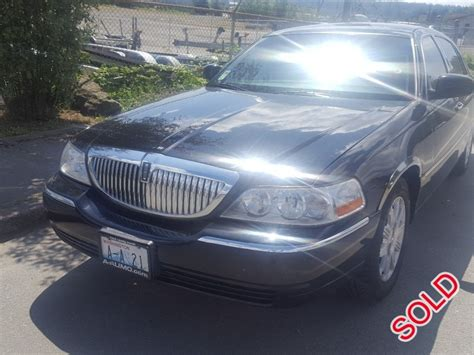 Bellevue Town Car Seattle Town Car Seattle Airport Limo