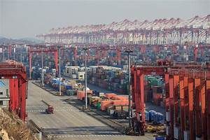 China Reports Biggest-Ever Annual Trade Surplus With U.S ...