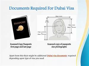 ppt how to book dubai visa online complete guide With documents required to get the passport