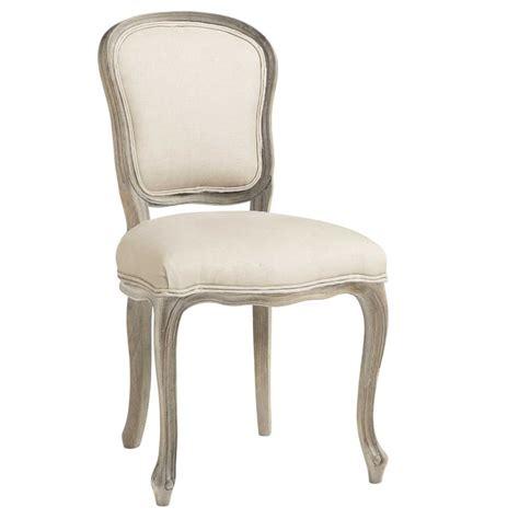 chaises maisons du monde chaise en et chêne versailles maisons du monde