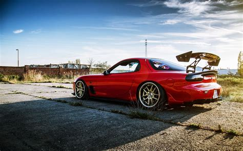 Rx Hd Picture by Mazda Rx7 Wallpapers Hd Pictures