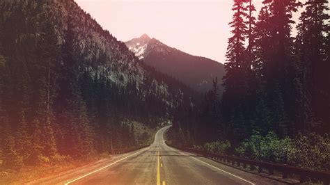 nature, Road, Filter, Lights Wallpapers HD / Desktop and ...