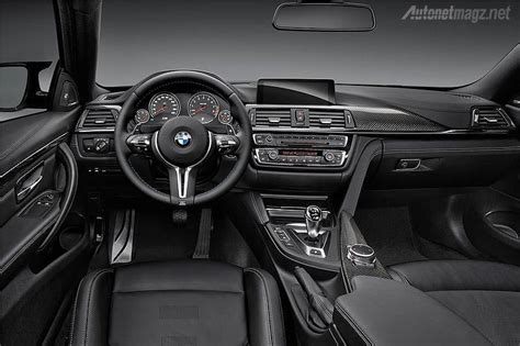 Gambar Mobil Gambar Mobilbmw M4 Coupe by Interior Bmw M4 Coupe 2015 Autonetmagz Review Mobil