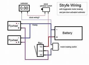 Nerf Stryfe Wiring Diagram