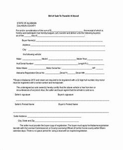 boat partnership agreement template - 5 boat bill of sale free sample example format free