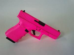 Bolsos De Trapillo: 9mm Pink Handguns For Sale