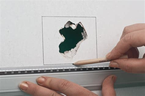 How To Fix Drywall Holes  How To Fix A Hole In Drywall