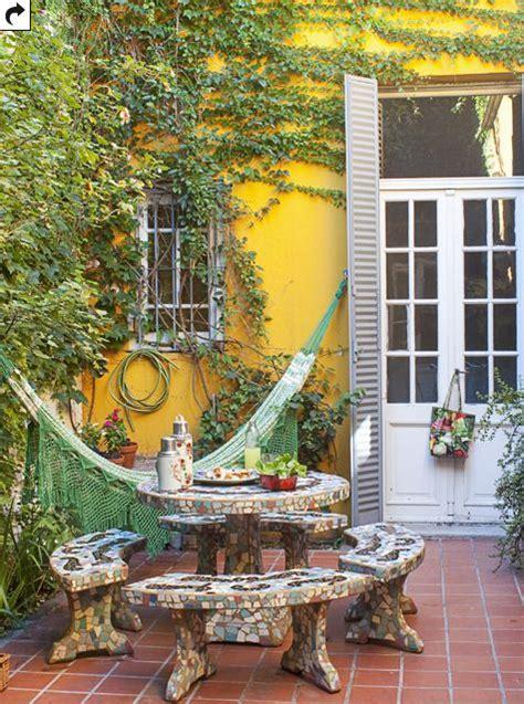 Me Gusta El Color De Las Paredes Con El Verde Terrazas