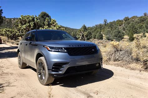 Review Land Rover Range Rover by 2018 Land Rover Range Rover Velar Drive Review