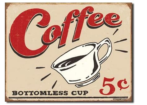 17 Wish List Worthy Vintage Coffee Posters