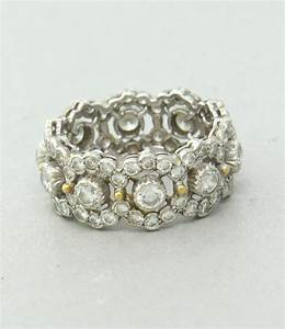 buccellati ghirlanda eternelle diamond gold wedding band With buccellati wedding rings