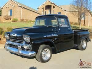 1958 Chevy Apache Stepside for Sale