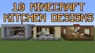 kitchen ideas for minecraft 10 minecraft kitchen designs