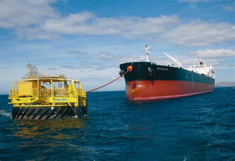 Ship Operations And Management Pdf by How Single Point Mooring Spm Offshore Operation Works
