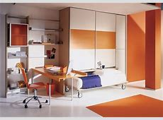 Decoración en color naranja