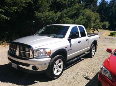 Purchase Used 2008 Dodge Ram 1500 Big Horn 4x4 Quad Cab 5