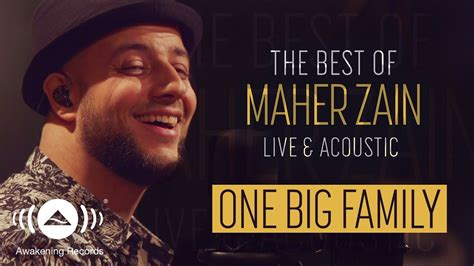 One Big Family (live & Acoustic