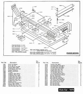 36v Golf Cart Wiring Diagram Pictures To Pin On Pinterest