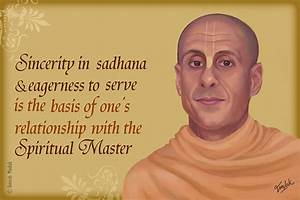 Radhanath Swami... Swami Premodaya Quotes