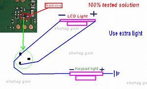 Nokia 101 Lcd Light Solution 100  Ok