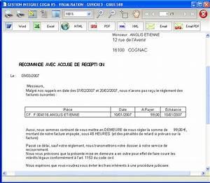 Modele De Lettre De Relance : image modele lettre de relance 3 ~ Gottalentnigeria.com Avis de Voitures
