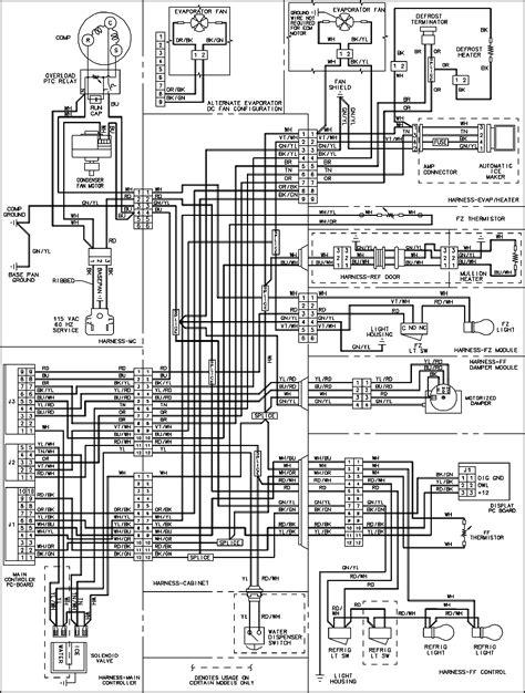 Heatcraft Evaporator Wiring Schematic by Bohn Evaporator Wiring Diagram Complete Wiring Diagrams