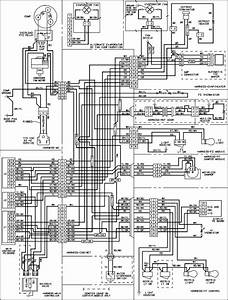 In Model Wiring Walk Diagram Cooler Bohn Bht030h2b