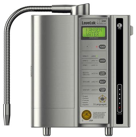 Home water ionizer