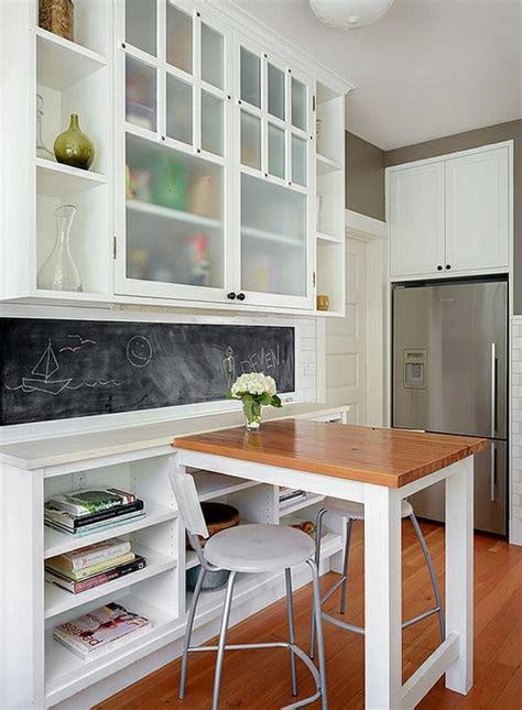 une mini salle  manger mais  maxi confort
