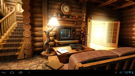 beatiful living rooms my log home 3d wallpaper free android apps on play