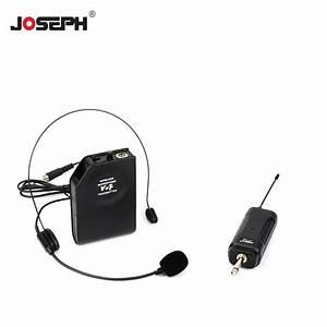 Wireless Microphone Set Teaching Speech Headset Mic
