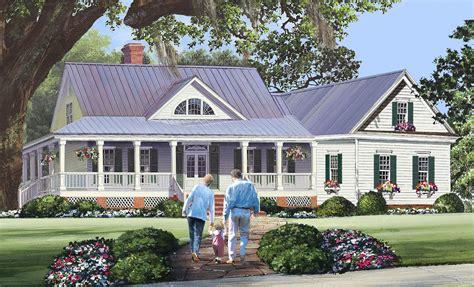 country cottage  wraparound  bonus room wp architectural designs house plans