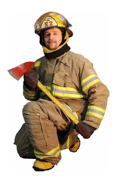 Firefighter Fireman Fire Transparent Fires Kitchen Apparatus