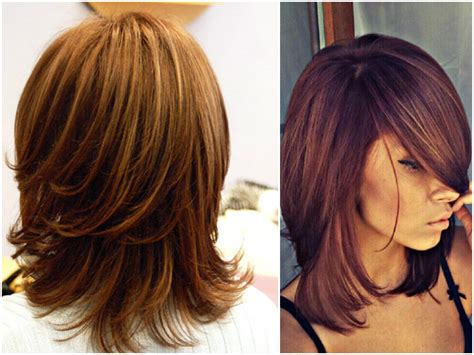 Shoulder Length Wedge Haircut