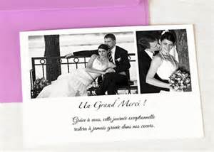 mot de remerciement mariage remerciement mariage le mariage