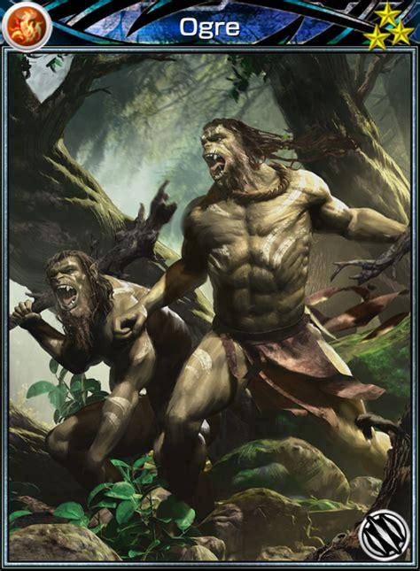 Ogre (Fire)(Card) - Mobius Final Fantasy Wiki