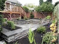 backyard landscape pictures 20 Cheap Landscaping Ideas For Backyard