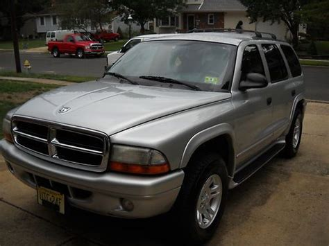 Purchase Used Dodge Durango Slt 3rd Row Low Miles Garage