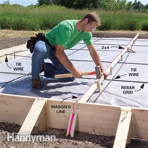 25 best ideas about laying concrete on laying