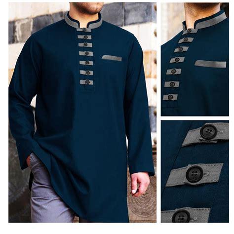 Baju Koko Muslim Pria Jsk 03 baju muslim pria terbaik termurah lazada co id