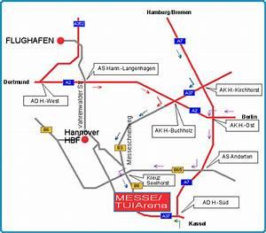 Messegelände Hannover Adresse : anreise zum messegel nde hannover hannover ~ Markanthonyermac.com Haus und Dekorationen