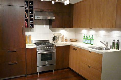 interior design for small kitchen مطابخ للمساحات الصغيرة جدا المرسال 7567