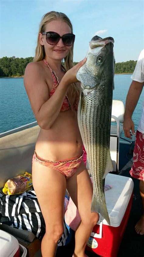striper lady coastalanglermag