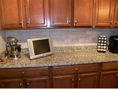 Diy Kitchen Countertop Ideas by Easy Kitchen Backsplash Ideas 8812 BayTownKitchen