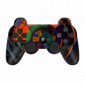Color Wheel PS3 Controller Skin - Covers PS3 Controller ...