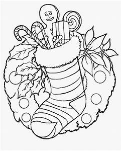 santa claus clipart coloring pages - Clipground