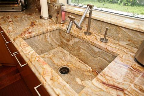 marble kitchen sink top countertop gallery